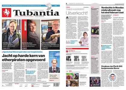 Tubantia - Enschede – 04 december 2019