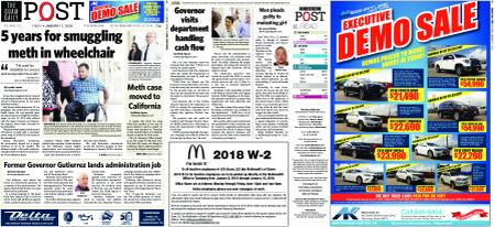 The Guam Daily Post – January 11, 2019