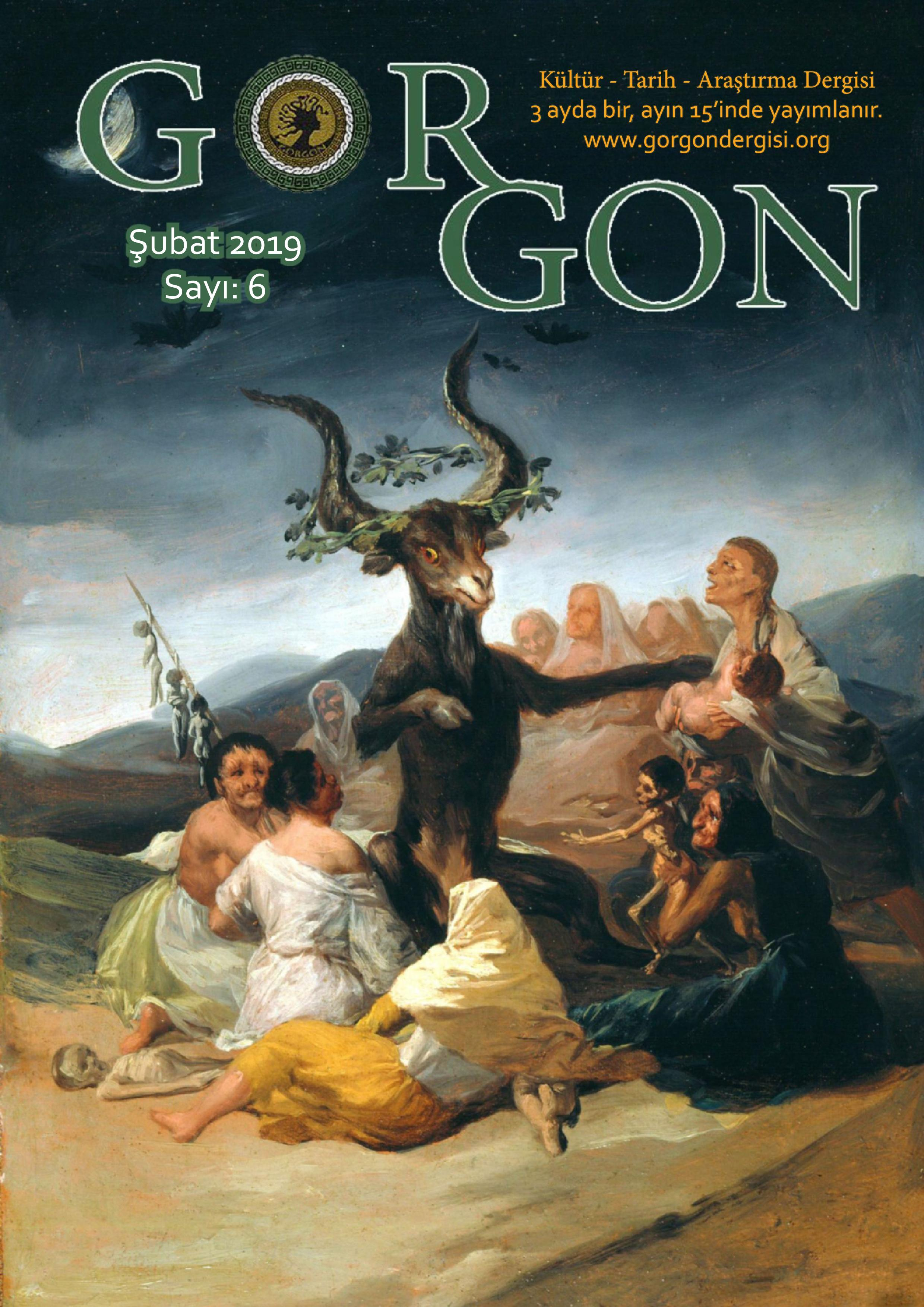 Gorgon Dergisi - Şubat 2019