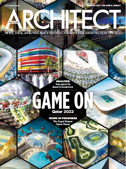 Middle East Architect Magazine January 2011