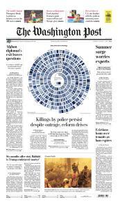 The Washington Post - August 1, 2021