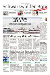Schwarzwälder Bote Sulz - 29. April 2019