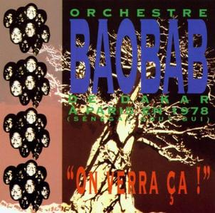 Orchestre Baobab De Dakar - On Verra Ça - À Paris En 1978 (1992)