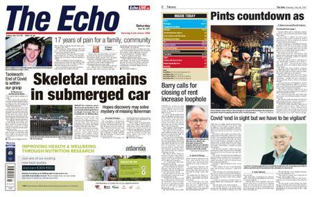 Evening Echo – May 29, 2021