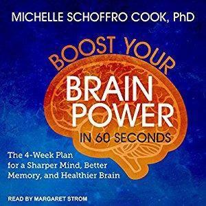 Boost Your Brain Power in 60 Seconds [Audiobook]