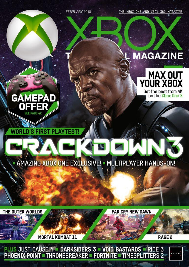 Official Xbox Magazine USA - February 2019