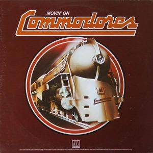 The Commodores - Movin' On (1975) {Motown}