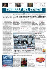 Corriere del Veneto Venezia e Mestre - 4 Febbraio 2018