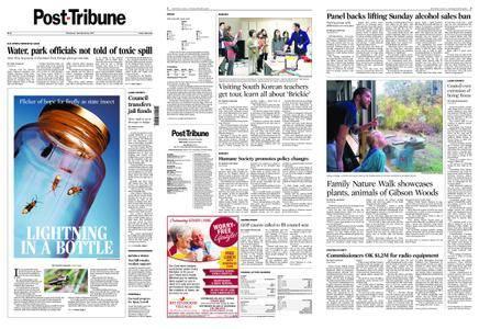 Post-Tribune – November 16, 2017