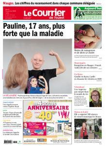 Le Courrier de l'Ouest Cholet – 16 janvier 2020