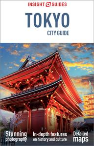 Insight Guides City Guide Tokyo (Travel Guide eBook) (Insight Guides), 8th Edition