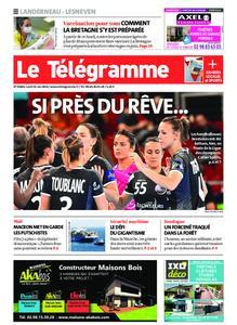 Le Télégramme Landerneau - Lesneven – 31 mai 2021