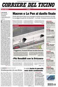 Corriere del Ticino - 6 Maggio 2017