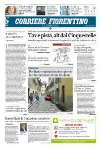 Corriere Fiorentino La Toscana - 10 Aprile 2018