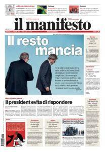 il Manifesto - 17 Ottobre 2017