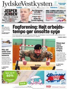 JydskeVestkysten Varde – 03. marts 2020