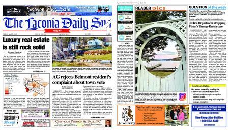 The Laconia Daily Sun – May 08, 2020