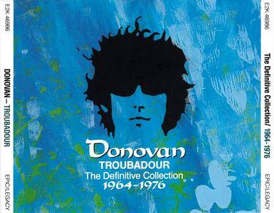 Donovan - Troubadour: The Definitive Collection 1964-1976 (1992) 2CD [Repost]