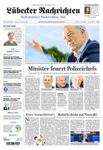 Lübecker Nachrichten Ostholstein Süd - 03. November 2017