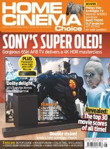 Home Cinema Choice – August 2018