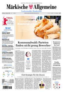 Märkische Allgemeine Luckenwalder Rundschau - 04. Februar 2019