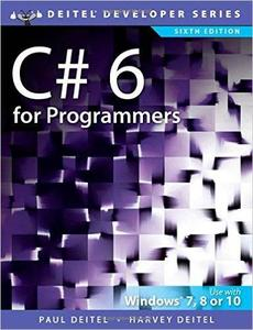 C# 6 for Programmers, 6th Edition (repost)