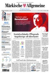 Märkische Allgemeine Prignitz Kurier - 14. Januar 2019