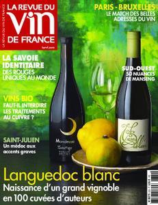 La Revue du Vin de France – avril 2019