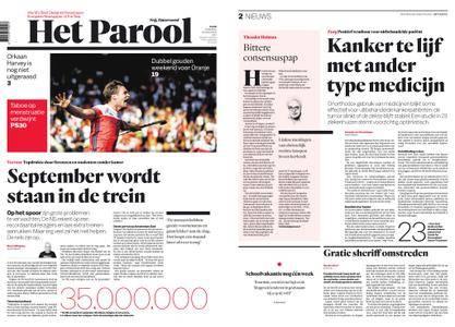 Het Parool – 28 augustus 2017