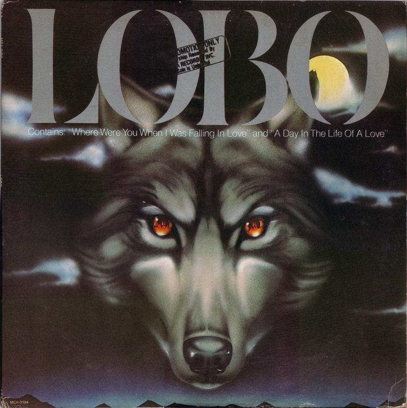 Lobo - Lobo (1979) 16-44 & 24-96 (2 rips - promo LP & 1st pressing
