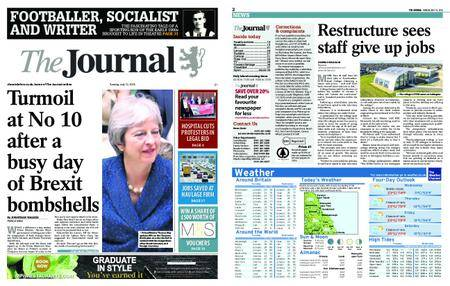 The Journal – July 10, 2018