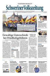 Schweriner Volkszeitung Hagenower Kreisblatt - 24. September 2018
