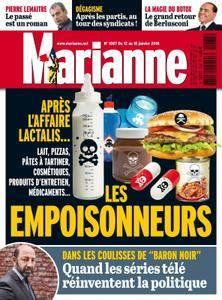 Marianne - 12 janvier 2018
