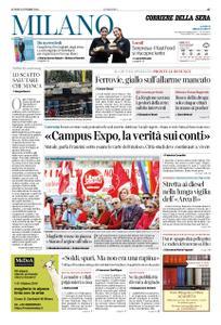 Corriere della Sera Milano – 01 ottobre 2018