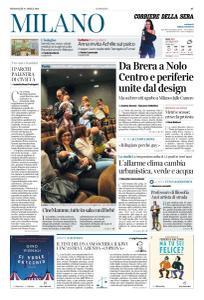 Corriere della Sera Milano - 10 Aprile 2019