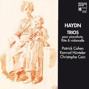 Patrick Cohen, Christophe Coin, Konrad Hunteler   Haydn: Flute Trios (1995)
