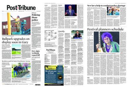 Post-Tribune – May 01, 2021