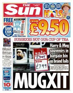 The Sun UK - 18 January 2020