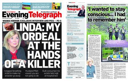 Evening Telegraph First Edition – November 30, 2018