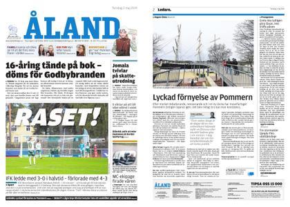 Ålandstidningen – 02 maj 2019