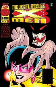 Adventures of The X-Men 007 1996 Digital Shadowcat