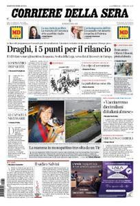 Corriere della Sera – 09 febbraio 2021