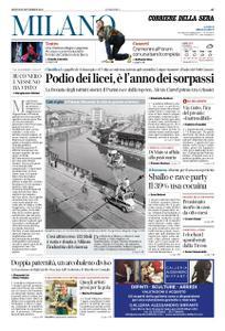 Corriere della Sera Milano – 08 novembre 2018