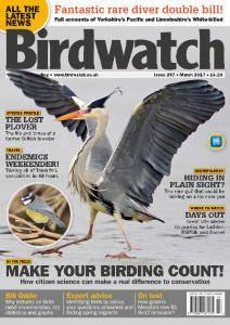 Birdwatch UK - March 2017