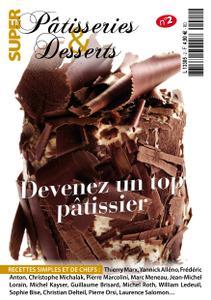 Super Pâtisseries & Desserts - décembre 2013