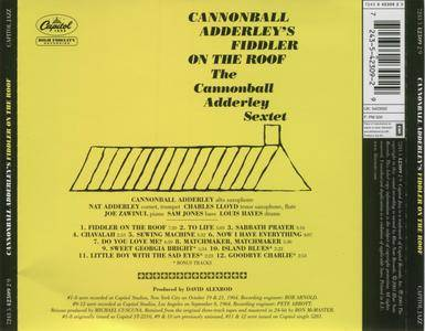 Cannonball Adderley - Fiddler On The Roof (1964) {Capitol-Blue Note}