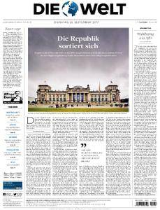 Die Welt - 26. September 2017
