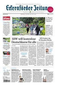 Eckernförder Zeitung - 02. Juni 2020