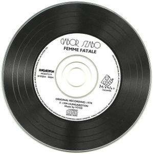 Gabor Szabo - Femme Fatale (1981) {Mambo Records}