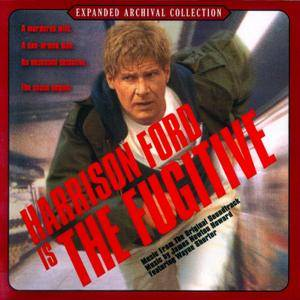 James Newton Howard - The Fugitive: Music From The Original Soundtrack (1993) 2CD Expanded Archival Collection, Limited Edition